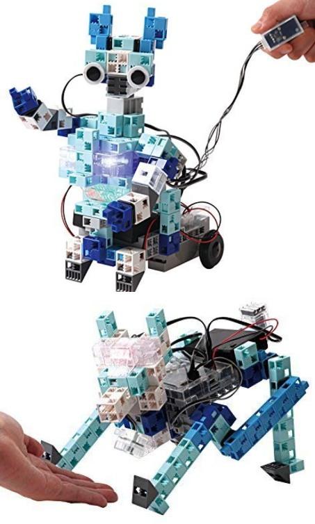 ArtecRobo Arduino Programmable Robot Kit