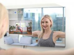 Eve Smart Touchscreen Mirror