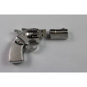 gun shape