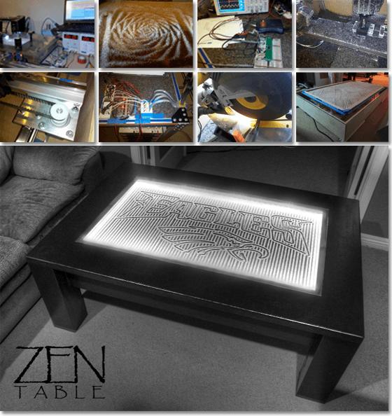zen table