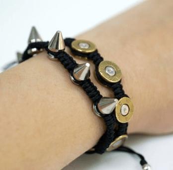 bullet bracelent