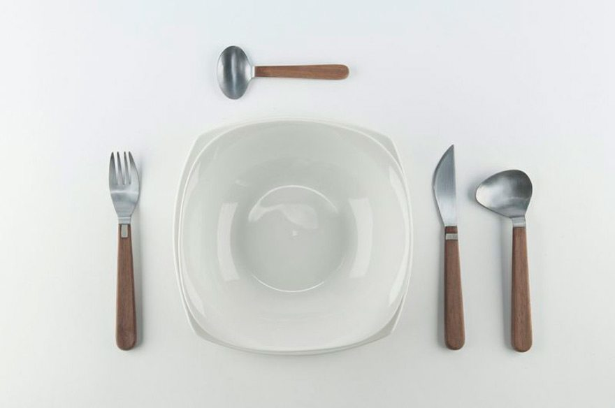 first date cutlery