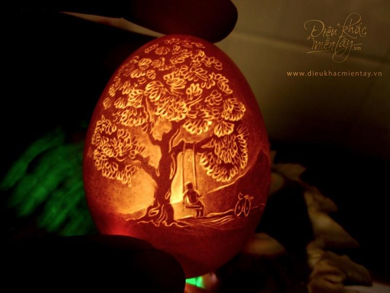 lamps egg shaped
