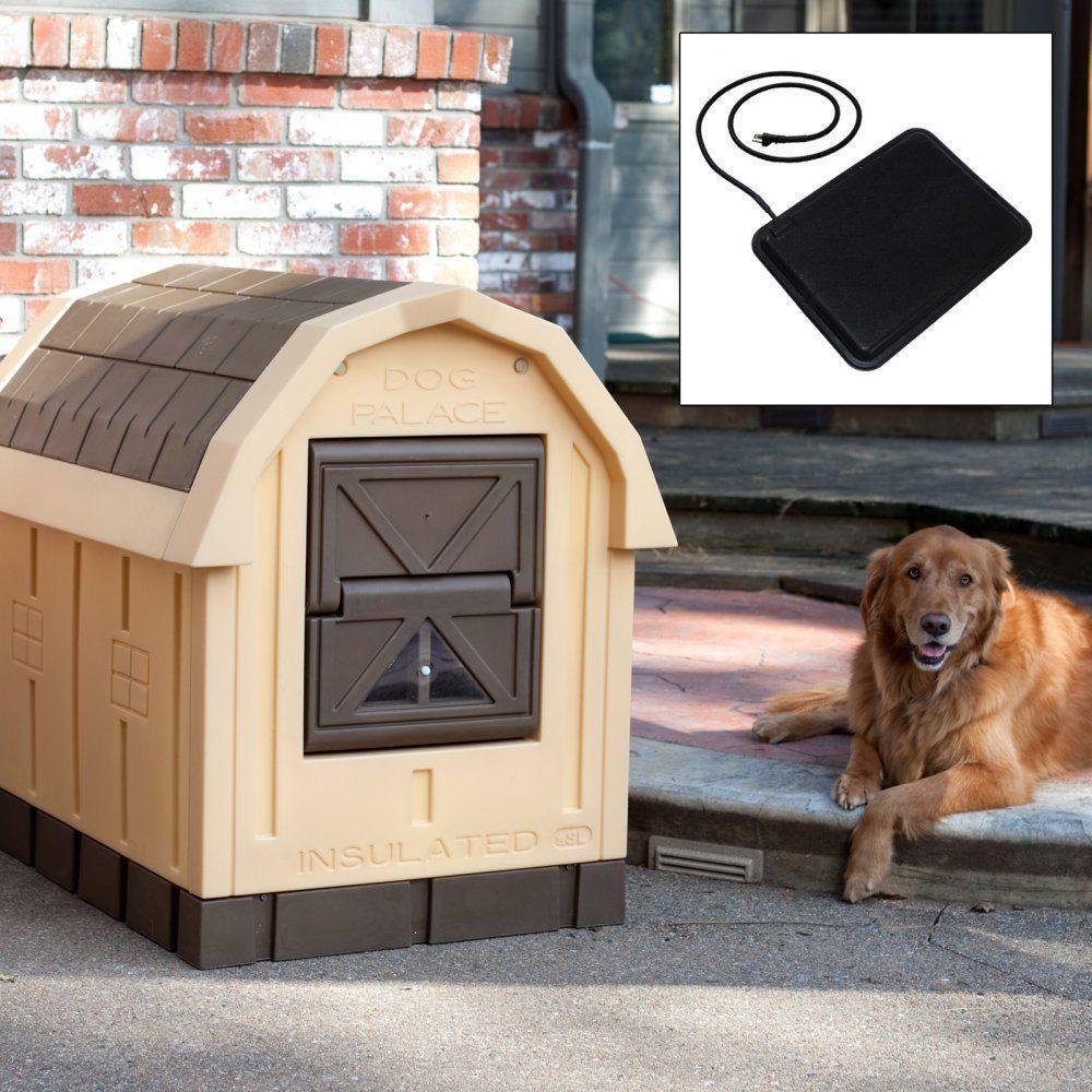 dog heater house