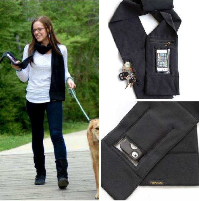 iphone scarf