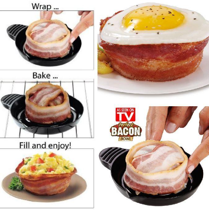 bacon bowl