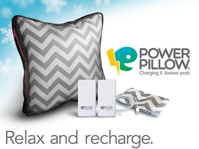 power pillow