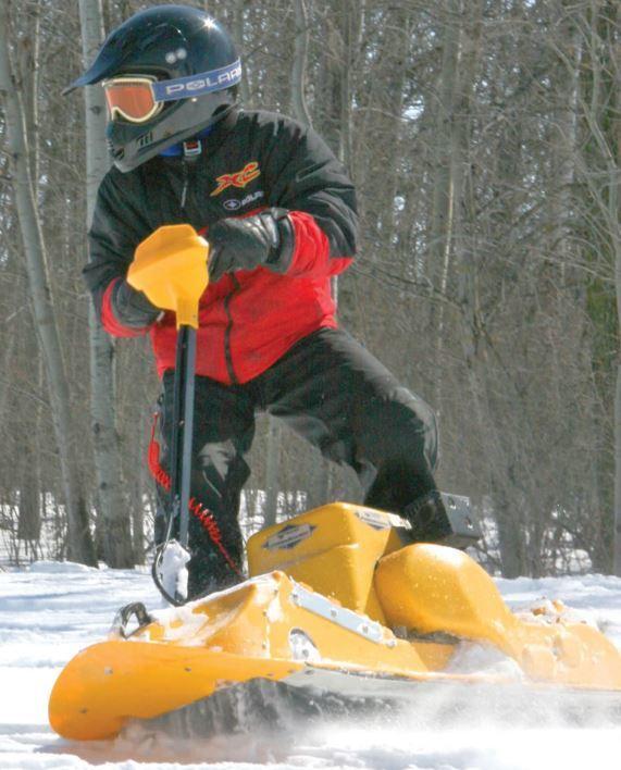 gas snowboard
