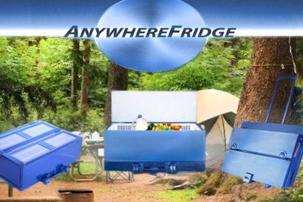 anywhere fridge