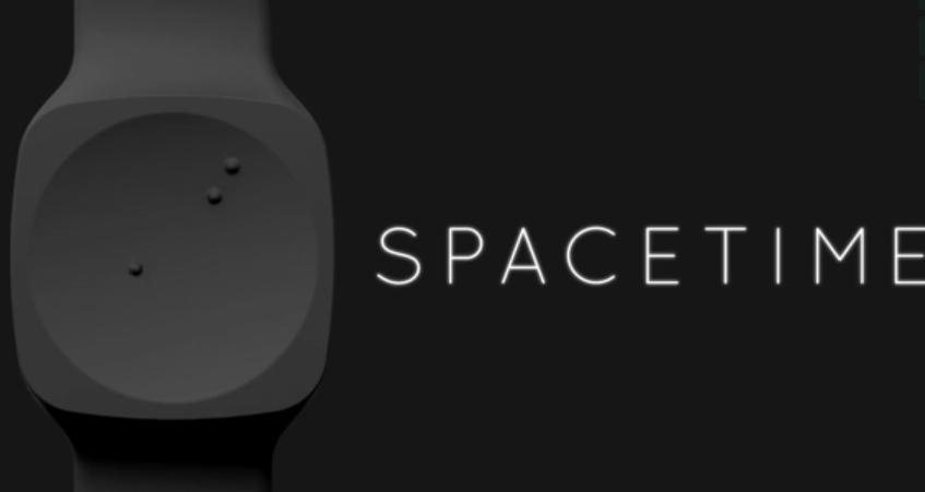 spacetime.