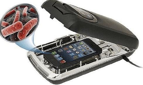 cellphone sanitizer