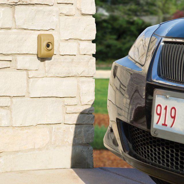 driveaway alarm