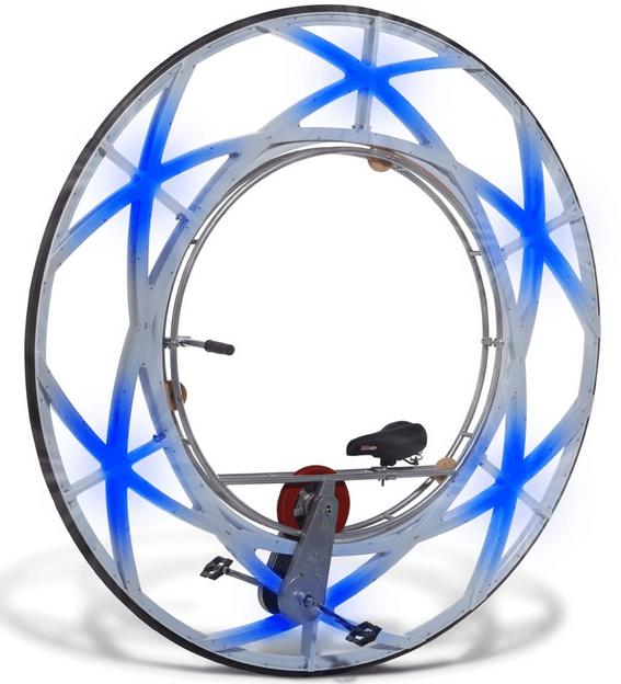 monowheel led