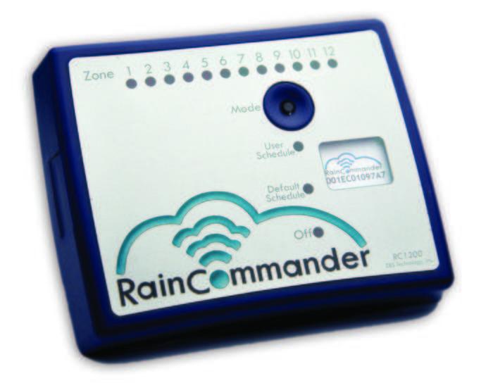 rain commander