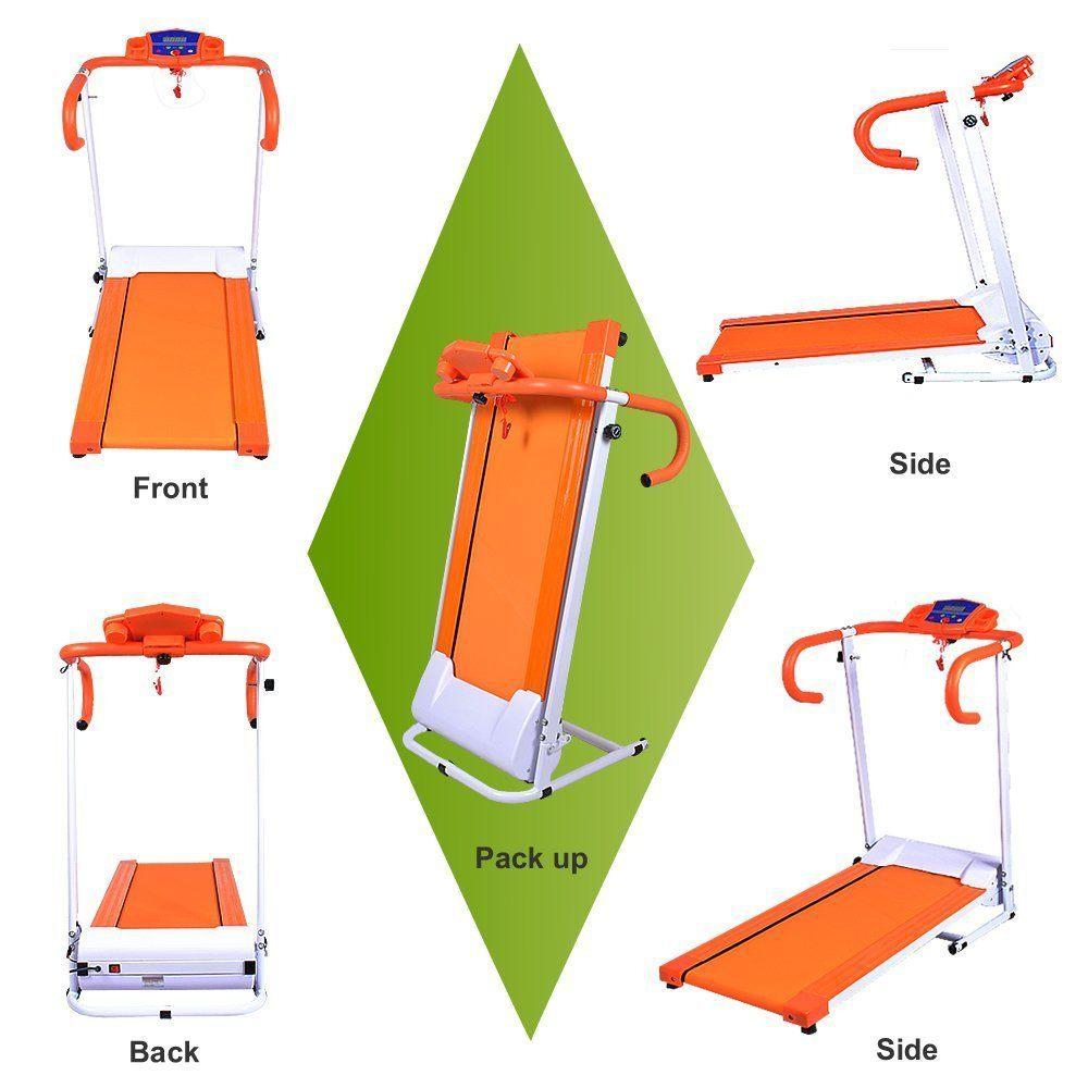 treadmill folding