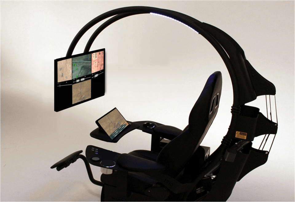 uav chair