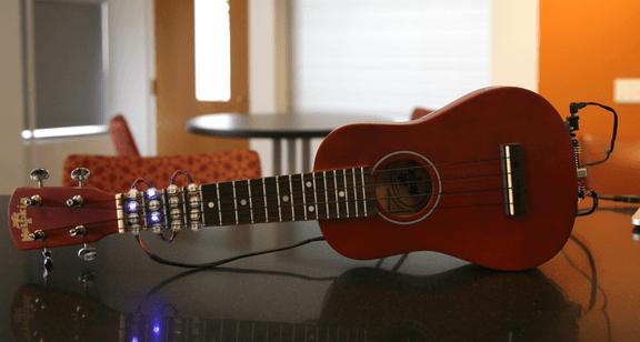 ukuleLED