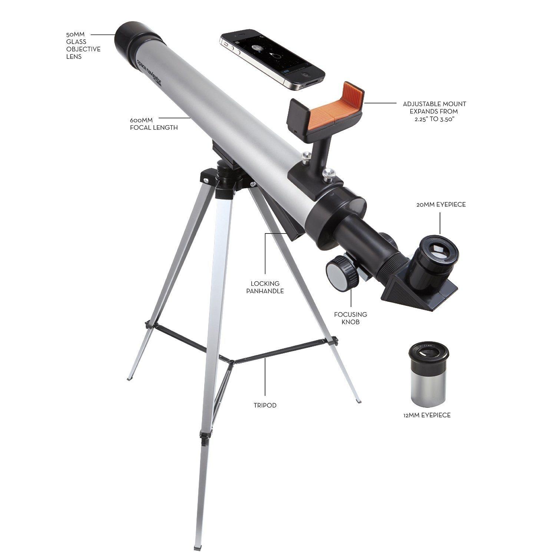 app enhanced telescope