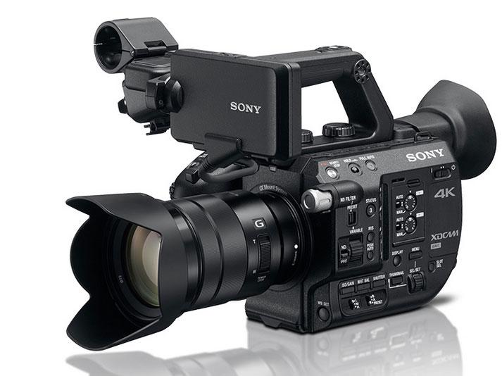 Sony-PXW-FS5-XDCAM