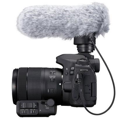 Canon-Directional-Microphone-DM-E1