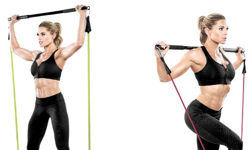 Bionic-Body-Exercise-Bar