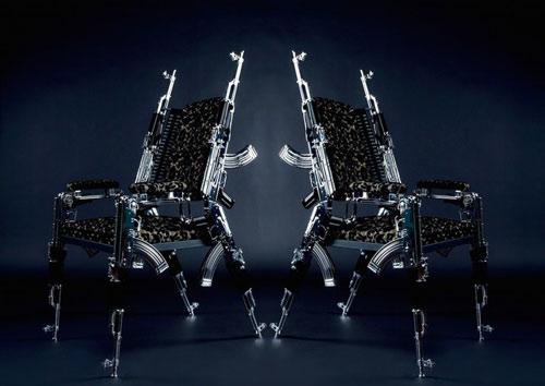 AK47-Chair