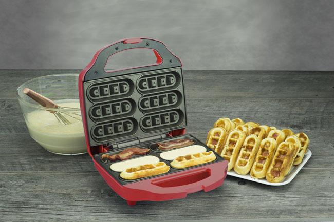 Smart-Planet-Bacon-Waffle-Maker