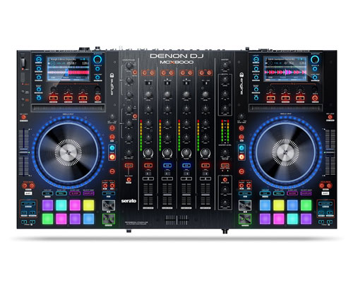 Denon-DJ-MCX8000-Standalone-DJ-Player