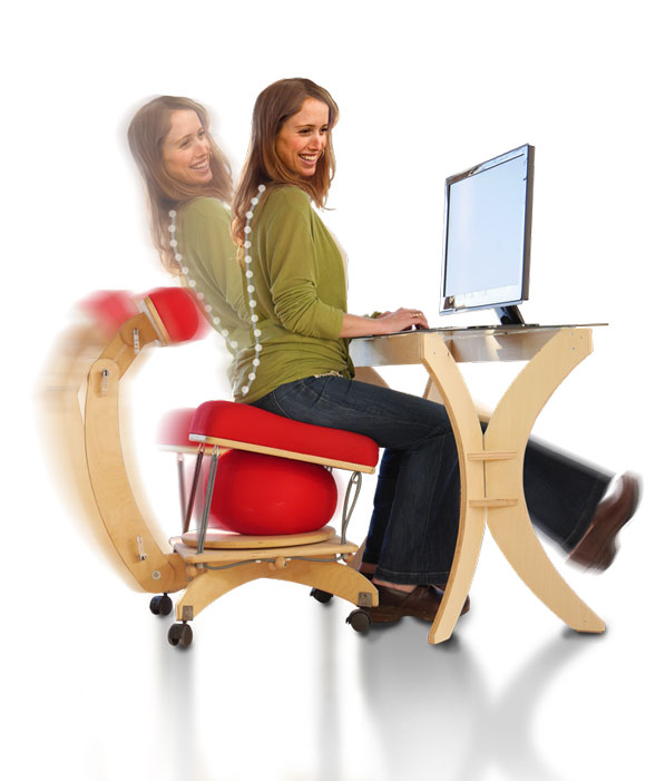 sprang-chair