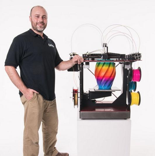 rova4d-color-3d-printer