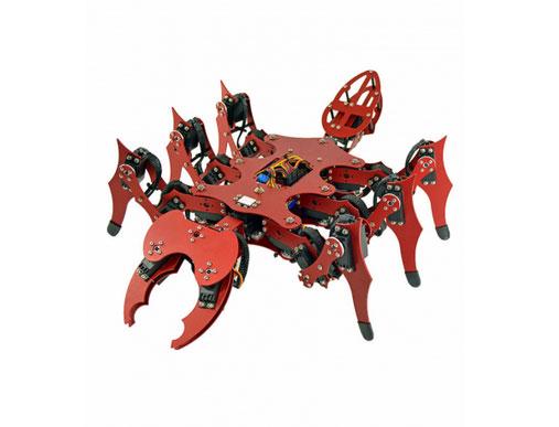FireAnt-Hexapod-Robot