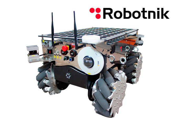 SUMMIT-XL-STEEL-Robot