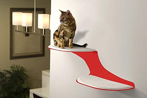 Refined-Feline-Cat-Cloud-Shelves