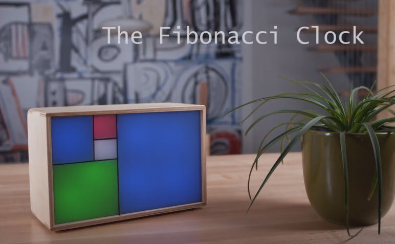 fibonacci-clock