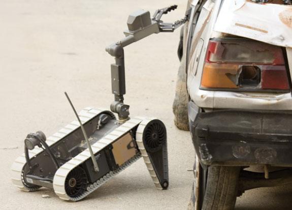 Endeavor-Robotics-310-SUGV-Portable-Robot