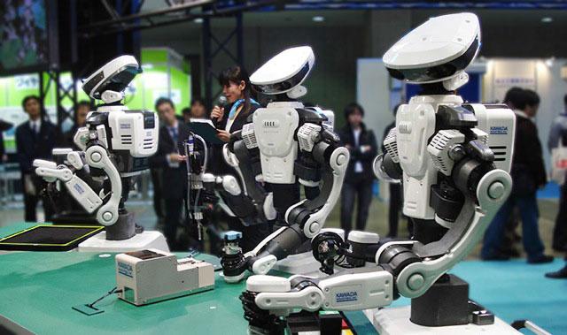 NEXTAGE-Humanoid-Robot