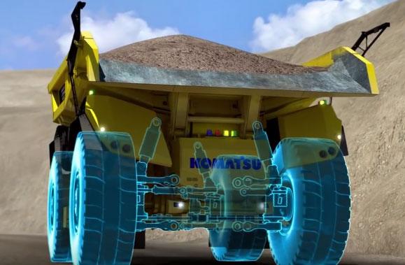 komatsus-autonomous-haulage-vehicle