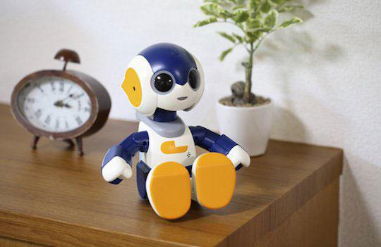 motto-nakayoshi-robi-jr-miniature-robot