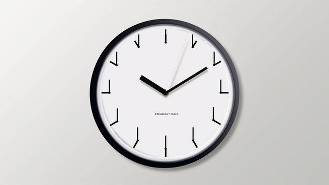 redundant-clock